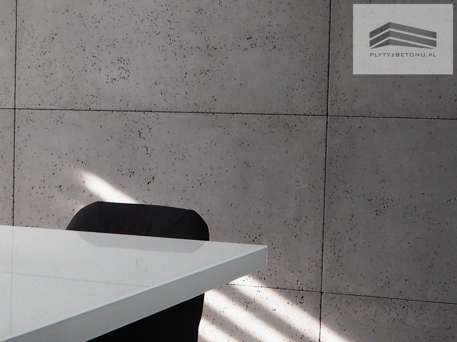 Plyty betonowe 120x60 1cm 2cm ConcreteWall